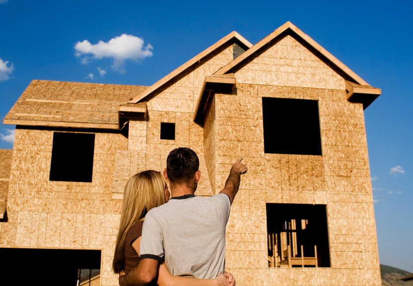 New construction best in construction la for New home structure
