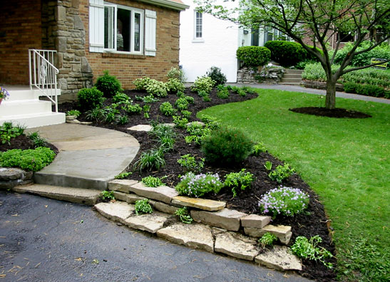 Residential landscaping companies best in construction la for Residential landscaping