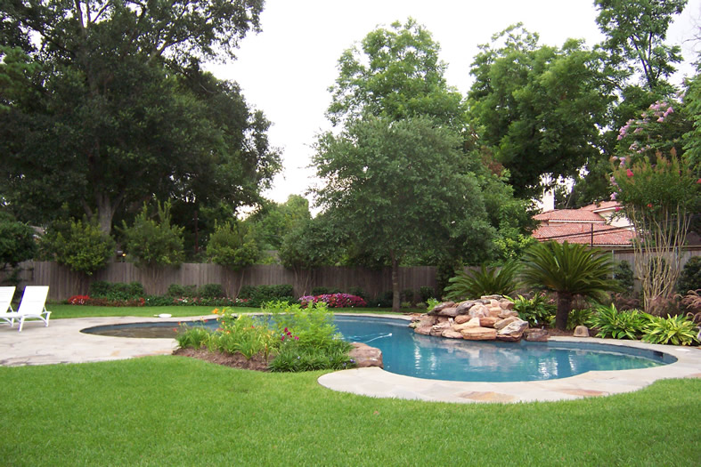 Landscaping Ideas Residential Homes : Landscaping design best in construction la